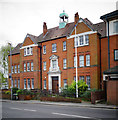 TQ3689 : Former police station, Forest Row, Walthamstow by Julian Osley