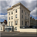 SP3166 : Somerset House, Clarendon Place, Royal Leamington Spa by Robin Stott