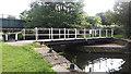 SE1838 : Idle Swing Bridge by Stephen Craven