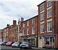 SO5139 : 35-45 St Owen's Street, Hereford by Stephen Richards
