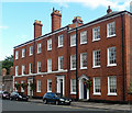 SO5139 : 25-27 Castle Street, Hereford by Stephen Richards