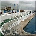 SW4729 : Jubilee Pool. Penzance (2) by Robin Drayton