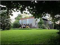 X1082 : Farm buildings by O'Loughtane Cross Roads by Jonathan Thacker
