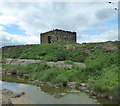 NU2337 : Ruin on Staple Island by PAUL FARMER