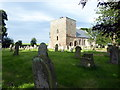 NU0045 : St. Anne's Church, Ancroft by PAUL FARMER