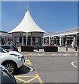 SS9082 : Yankee Candle in Bridgend Designer Outlet by Jaggery