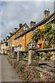 SP1634 : Crown Inn and Hill View by Ian Capper