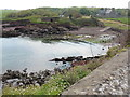 SM8010 : The Pembrokeshire Coast Path near Cliff Cottage by Dave Kelly