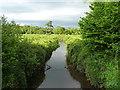 SN4915 : The Gwendraeth Fach river by Richard Law