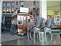 NS5565 : Horse Drawn tram to Dalmarnock by M J Richardson