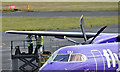 J3775 : G-JEDU, Belfast City Airport (June 2017) by Albert Bridge