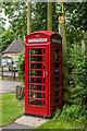 SP2027 : Defibrillator phone box by Ian Capper