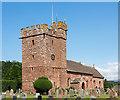 NY5536 : Parish Church of St Cuthbert, Great Salkeld - June 2017 (1) by The Carlisle Kid