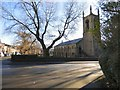 SJ9698 : The Parish Church of St George, Stalybridge by Gerald England