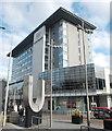 NJ9406 : Jury's Inn Hotel, Union Square, Aberdeen by Bill Harrison