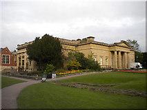 SE5952 : Yorkshire Museum, York by Richard Vince