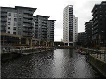 SE3032 : Leeds Dock (2) by Richard Vince