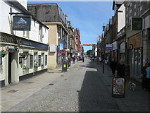 NN1073 : High Street, Fort William by G Laird