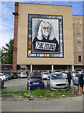 NS5964 : Billy Connolly mural on Osborne Street by Thomas Nugent