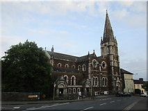 W6872 : The former St. Luke's church by Jonathan Thacker