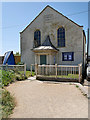 SY4690 : West Bay Methodist Church (Broadchurch Sea Brigade Hall) by David Dixon