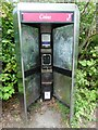 SU9490 : Former KX300 Telephone Kiosk in Candlemas Lane, Beaconsfield by David Hillas