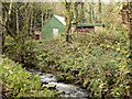 NX5153 : Kirkdale Sawmill by Jon Alexander
