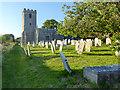 SY7082 : The Church of St Andrew, Preston by David Dixon