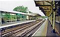 SP8678 : Kettering station, 2001 by Ben Brooksbank