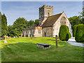 SP2069 : St Laurence's Church, Rowington by David Dixon