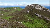 NR4198 : Ridge leading to Sron Ille Mhinich by Julian Paren