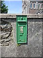X0498 : Edwardian postbox. South Mall, Lismore by Jonathan Thacker