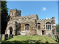 TL0032 : Tingrith, St Nicholas by Dave Kelly