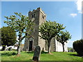 NY5218 : Bampton, St Patrick by Dave Kelly