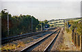 SN4006 : Kidwelly station, 1999 by Ben Brooksbank
