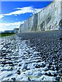 TV5596 : Cliffs at Birling Gap by PAUL FARMER
