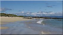 NM4200 : Balnahard Beach, Colonsay by Julian Paren