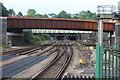 ST3088 : Bridge Street bridge, Newport by M J Roscoe