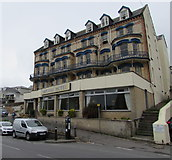 SS5147 : Imperial Hotel in Ilfracombe  by Jaggery