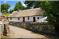 X0882 : Cottage at Ardsallagh Quay by Mike Searle