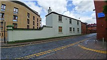 SE3033 : Dock Street, Leeds by Mark Stevenson