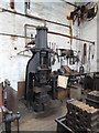 SK2625 : Claymills Victorian Pumping Station - forge by Chris Allen