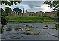 NZ2947 : Finchale Priory and the River Wear by Mat Fascione