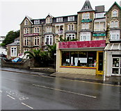 SS5147 : Pandora Café and two hotels, Ilfracombe by Jaggery