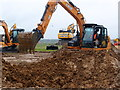 SP5887 : Rain lashed Plantworx show by Michael Trolove