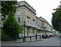 ST5773 : Lansdown Place, Victoria Square, Clifton by Alan Murray-Rust