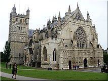 SX9292 : Exeter Cathedral [1] by Michael Dibb