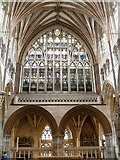 SX9292 : Exeter Cathedral [5] by Michael Dibb