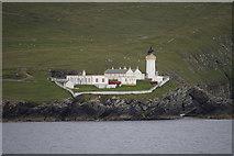 HU4837 : Bressay Lighthouse by Ian S