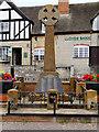 SP1051 : Bidford-on-Avon War Memorial by David Dixon